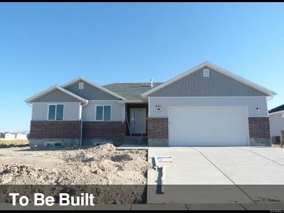 Tremonton Single Family Home For Sale: 523 S 400 W