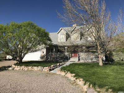 Oak City UT Single Family Home Under Contract: $299,000