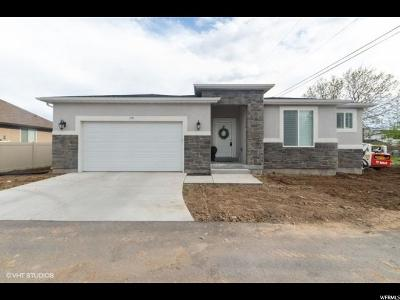 Orem Single Family Home Under Contract: 138 S 800 W
