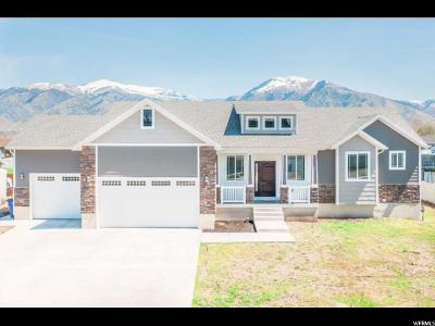 Nibley Single Family Home Under Contract: 2558 S 1000 W