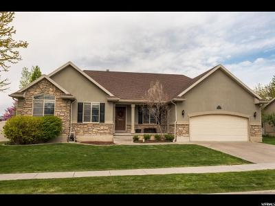 Layton Single Family Home For Sale: 1055 N 2325 W