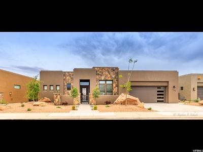 St. George Single Family Home For Sale: 4781 N White Rocks Dr
