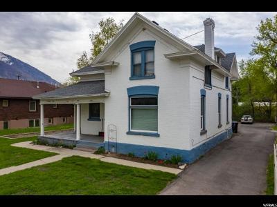 Provo Multi Family Home Under Contract: 174 E 300 S