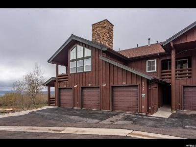 Park City Townhouse Under Contract: 5135 Cove Canyon Dr #105