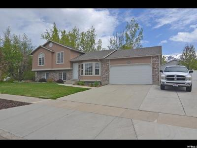 Layton Single Family Home Under Contract: 1352 N 325 E