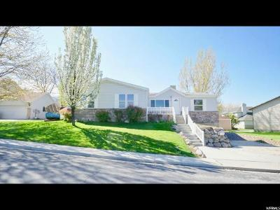 Spanish Fork Single Family Home Under Contract: 890 E 1100 St S
