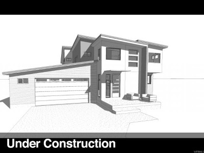 Riverton Single Family Home For Sale: 1349 W Midas Point Cv #5