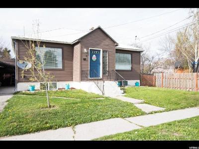 Preston Single Family Home Under Contract: 30 W 300 N