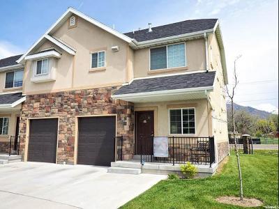 Draper Townhouse Under Contract: 13607 S Cantania Way E