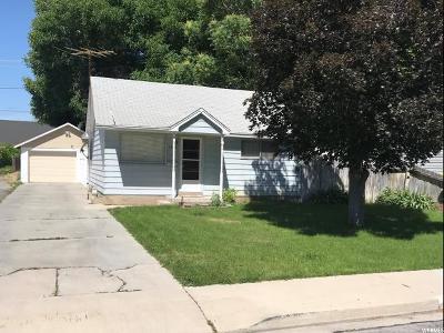 Orem Single Family Home For Sale: 1666 S 800 E
