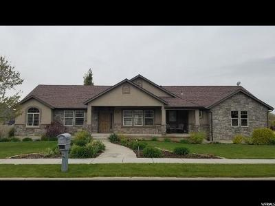 Perry Single Family Home Under Contract: 3018 S 1250 W