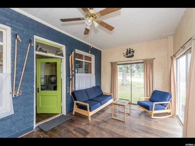 Heber City Single Family Home Under Contract: 3615 S 3600 W