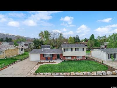 Kaysville Single Family Home Under Contract: 171 W 350 S