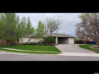 Bountiful Single Family Home For Sale: 1070 E Oakridge Cir S