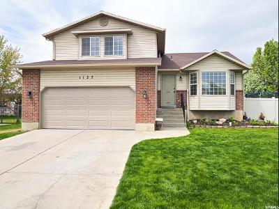 Layton Single Family Home Backup: 1127 N 2525 W