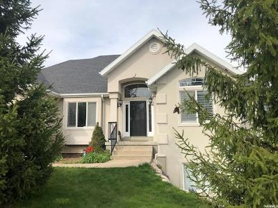 South Ogden Single Family Home For Sale: 5610 Fox Chase