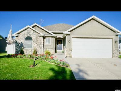 Payson Single Family Home Under Contract: 1458 S 910 W