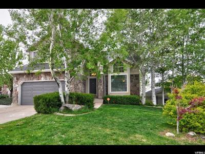Centerville Single Family Home Under Contract: 1447 N Carrington Ln