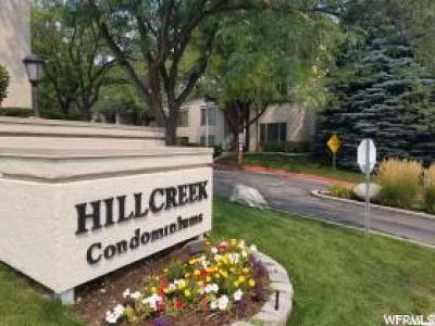 Midvale Condo Under Contract: 983 E Spring Crest Ct #30