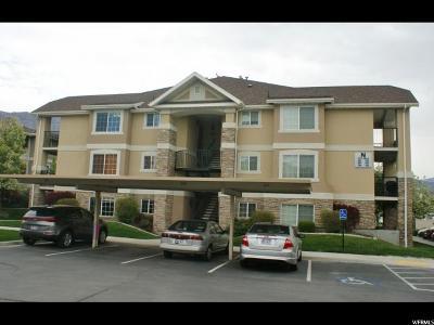 Pleasant Grove Condo Under Contract: 1212 W 50 Rd N #304