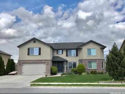 Kaysville Single Family Home Under Contract: 301 S Beaumont Dr W
