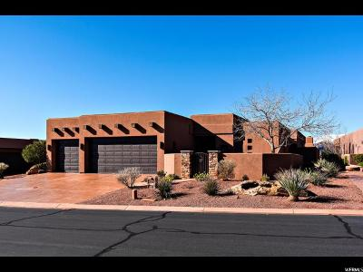 St. George Single Family Home For Sale: 2329 N Cohonina Trl