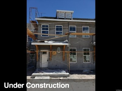 South Jordan Townhouse Under Contract: 5921 W Lake Ave S #109