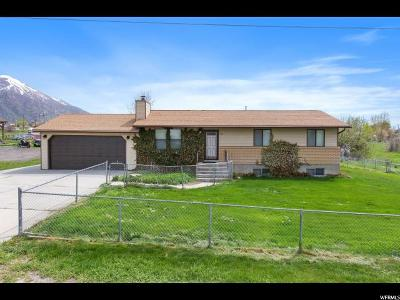 Mona Single Family Home Under Contract: 290 E 300 N