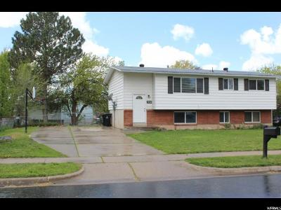 Syracuse Single Family Home Under Contract: 1422 S Valerie W