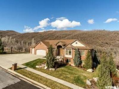 Mountain Green Single Family Home Under Contract: 6812 N Weber Dr