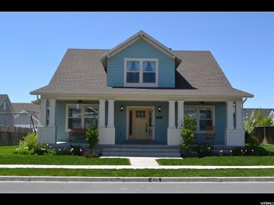 Kaysville Single Family Home Under Contract: 425 N Hill Farms Ln W #230