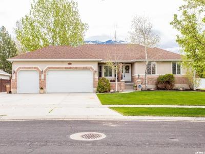 Draper Single Family Home Backup: 12579 S Pebblebrook Way E
