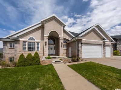 Bountiful Single Family Home For Sale: 1157 E 1500 S