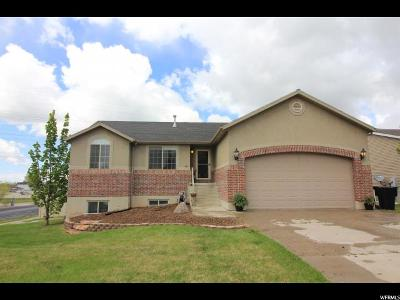 Clinton Single Family Home Under Contract: 623 N 1500 W