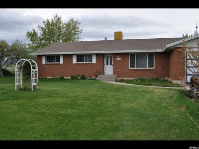 Highland Single Family Home Under Contract: 5451 W 11200 N