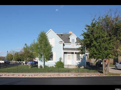 Spanish Fork Single Family Home Under Contract: 690 N 100 W