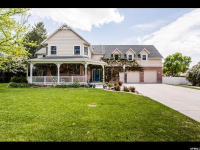 Smithfield Single Family Home Under Contract: 230 E 50 N