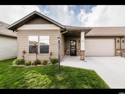 Hyrum Townhouse Under Contract: 42 S 640 E