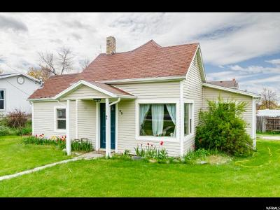 Millville Single Family Home Under Contract: 95 N Main