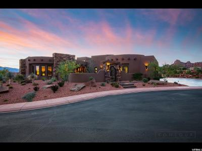 St. George Single Family Home For Sale: 3052 N Snow Canyon Pkwy #233