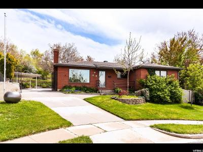 Bountiful Single Family Home Under Contract: 1022 E 800 North N