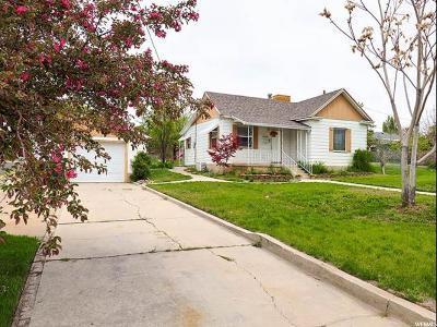 Clearfield Single Family Home Backup: 683 E 450 S
