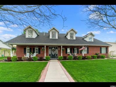 Springville Single Family Home For Sale: 1526 E Pheasant Run Dr