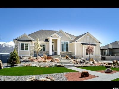 Kaysville Single Family Home For Sale: 633 S Knight's Way