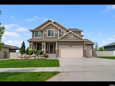 Layton Single Family Home For Sale: 1347 N 2050 E
