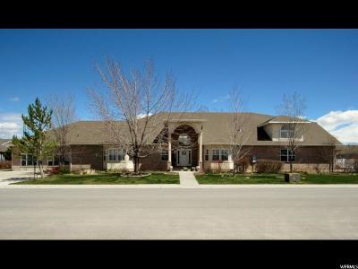 Preston Single Family Home For Sale: 1120 N Fairway Dr