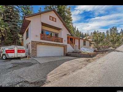 Park City Single Family Home Under Contract: 540 Crestview Dr