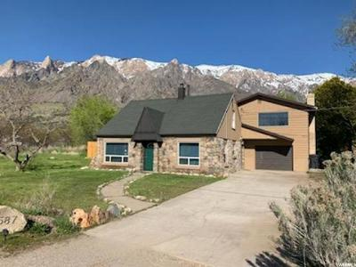 Willard Single Family Home Under Contract: 7587 S Highway 89