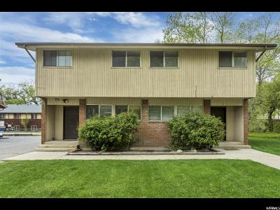 Provo Multi Family Home Under Contract: 1979 N 650 W