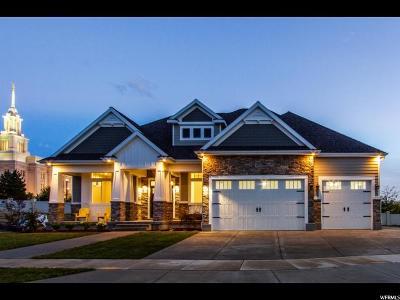 Payson Single Family Home For Sale: 1073 W Temple Rim Ln